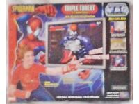 SPIDERMAN INTERACTIVE TV GAME. Very Good Condition.