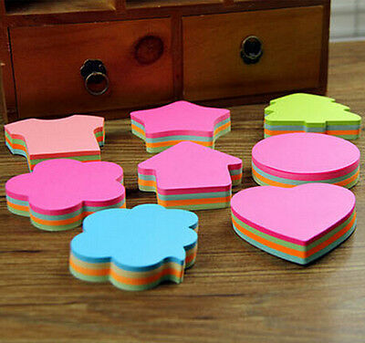 Candy Color Novel Sticker Bookmark Sticky Notes Marker Memo Post Tab Stationery
