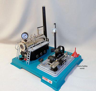 Wilesco 00018 Dampfmaschine D 18