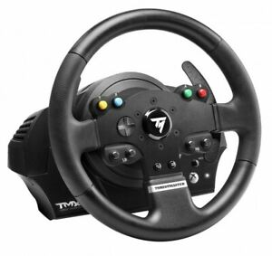 Thrustmaster TMX Force Feedback w/T3PA Pedals