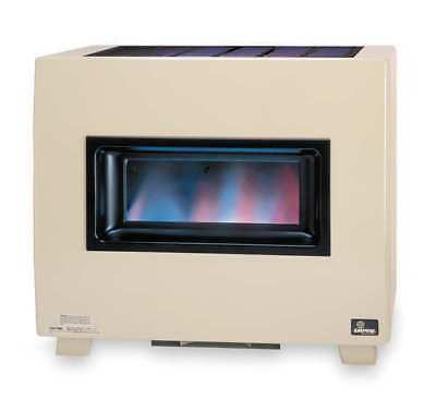 EMPIRE RH50BLP Gas Fired Room Heater, Vent Free W/ Thermostat Temp Control NG/LP Fuel Fired Heater