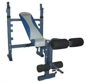 Bench press & leg extension bench Woodvale Joondalup Area Preview