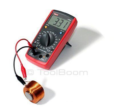 Uni-t Ut603 Lcr Meter Inductance Capacitance Resistance Transistor Diode Tester