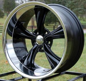 """NEW CAMARO STAGGERED 20"""" BOSS 338 IN BLACK! 20X8.5 20X10 $999/set of 4!!"""