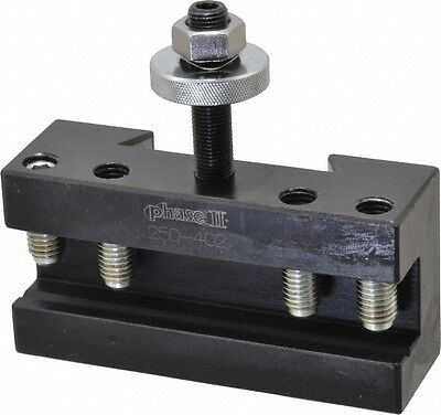 Phase Ii Series Ca Number 2 Boring Turning Facing Tool Post Holder 2-12...