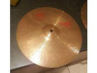 """Paiste 2002 14"""" Sound Edge Hi hats (Used)"""