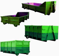 Disposal dumpster bin rental $89.00 7 day& plus $89.00 per don