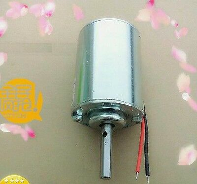 120v Dc Power Dc Motor Generator Wind Turbine Dc Motor Micro Motor