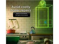 Free Worcester Bosch Boiler & Under Floor Insulation