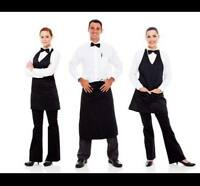 Full or Part Time Servers, Cooks & Dishwashers
