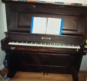 FREE piano pick up only