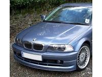 BMW e46 Alpina front bumper