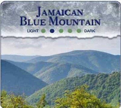 Jamaica Blue Mountain  GOURMET Coffee Blend -Freshly Roasted - 1 lb