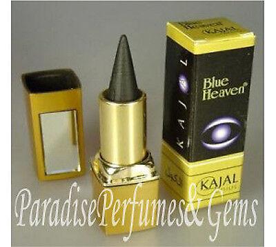 Blue Heaven Genius Kajal Black Kohl Eyeliner Twist Up with x 1pc - Best (Best Black Kohl Eyeliner)