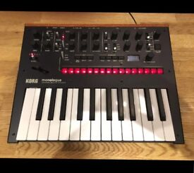 Korg Monologue - Mint condition