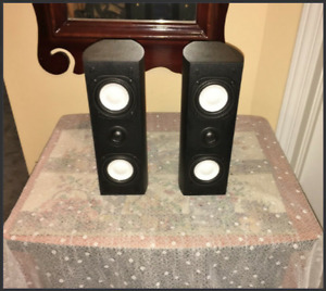 Yamaha/Onkyo/Pioneer Surround Speakers. Receivers Available!