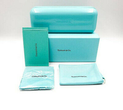 BRAND NEW AUTHENTIC Tiffany & Co Eyeglasses Case and (Tiffany And Co Accessories)