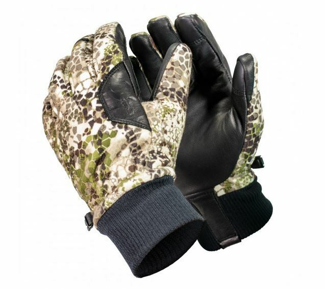 Badlands Hybrid Glove Fleece Hunting and Outdoors Gloves Size Medium Approach