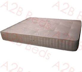 Double Chunky Rome Mattress + FREE DELIVERY 7 DAYS A WEEK!!!