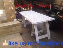 A frame trestle table Highland Park Gold Coast City Preview