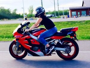 Kawasaki ninja full sport
