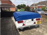 Conway Challenger Camping Trailer plus extras Immaculate Condition Garage Kept