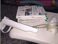 2x Nintendo Wii With Fit Board