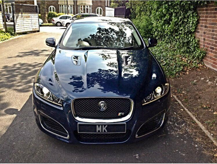 jaguar xf (xfr replica) for sale v6 twin turbo diesel (no