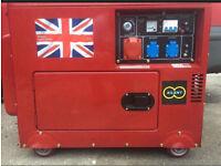 Diesel generator 18.5kva