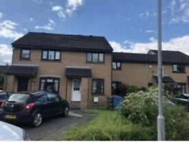 2 bedroom house to let in Kelvindale area and available now