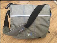 Baba Bing nappy bag with change mat