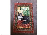HARRODS Tea Towel / table mat