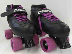 Epic Skates Indoor/ Outdoor Roller Skates, Size 7