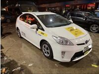 Uber Ready Manchester City Council Private Hire, Taxi For Hire, Toyota Prius For Hire In Manchester