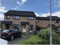 2 Bedroom House for Rent Millhouse Cres Kelvindale Avail 14th Dec