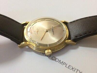 Vintage Vacheron Constantin Watch  Wristwatch Rare Ref. 6399 Cal. 1001 1950s
