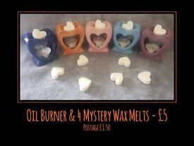 Wax Melt & OiL Burner