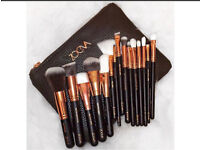 genuine Zoeva brushes