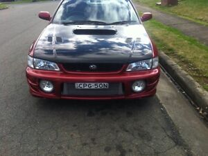 2000 wrx Mount Druitt Blacktown Area Preview