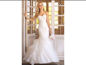 Stella York size 10 wedding dress