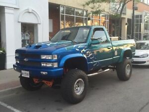 1994 Chevy K1500 lifted 4x4