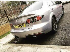 Mazda 6 mps RARE LOW MILES ***FSH