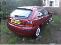 Rover 25 bargain cheap car