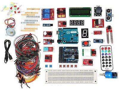 Experimentation Kit - Original Arduino Leonardo board Experimentation Kit2 Match RepRap Pololu Ramps