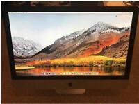 """Apple iMac 27"""" Desktop Mid 2010 i3 3.GHz 4GB 1TB OS Sierra"""