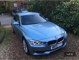 BMW 320d Luxury Automatic, High Spec (£30 road tax)
