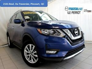 2017 Nissan Rogue SV AWD BLUETOOTH AUTO A/C USB