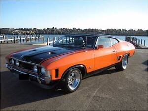 1972 Ford XA GT or early XB GT manual coupe. Perth Perth City Area Preview