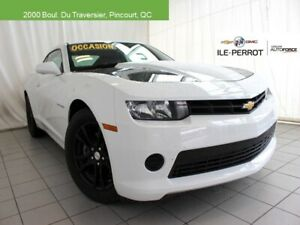 2015 Chevrolet CAMARO LS LS,MAGS,MANUELLE TRANSMISSION