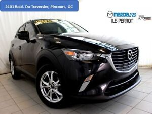 2016 Mazda CX-3 GS-L LUXE  CUIR AWD TOIT MAGS A/C USB